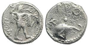 Northern Lucania, Poseidonia, c. 530-500 BC. ...