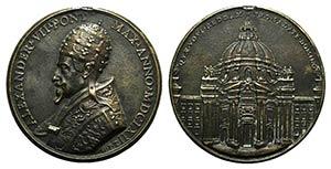 Papal, Alessandro VII (1655-1667), Fabio ...