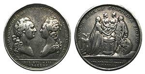 France, Louis XVI (Dauphin, 1774-1792). AR ...