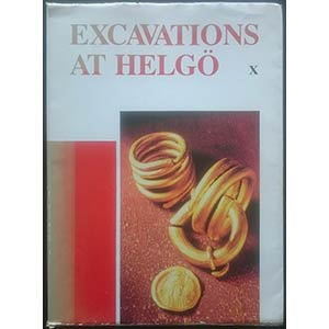 AA.VV., Excavation at Helgo X - Coins, Iron ...