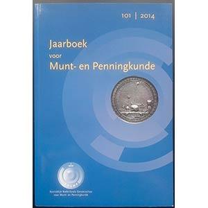 AA.VV., Jaarboek voor Munt- en Penningkunde. ...
