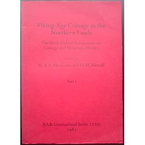 Blackburn M.A.S., Metcalf D.M., Viking-Age ...