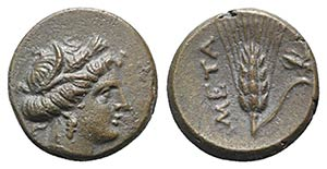 Southern Lucania, Metapontion, c. 300-250 ...