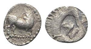 Southern Lucania, Sybaris, c. 510-475 BC. AR ...