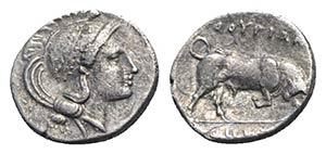 Southern Lucania, Thourioi, c. 443-400 BC. ...
