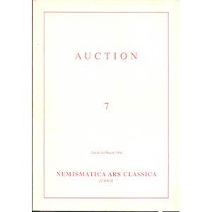 ARS CLASSICA AG. – Auction 7. Zurich, 2 ...