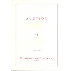 ARS CLASSICA AG. – Auction 13. Zurich, 8 ...