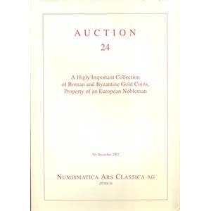 ARS CLASSICA AG. – Auction 24. Zurich, 5 ...
