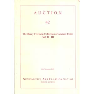 ARS CLASSICA AG. – Auction 42. Zurich, 20 ...