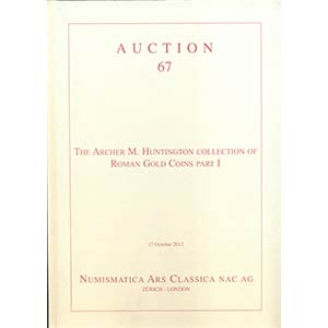 ARS CLASSICA AG. – Auction 67. Zurich, 17 ...