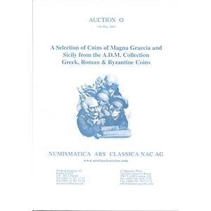 ARS CLASSICA NAC. AG.  Auction O. Zurich, 13 ...