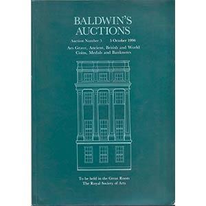 BALDWIN'S. – Auction 3. London, 5 – ...