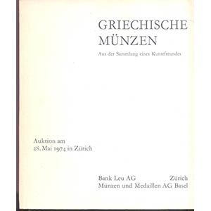 BANK LEU AG – MUNZEN und MEDAILLEN. ...