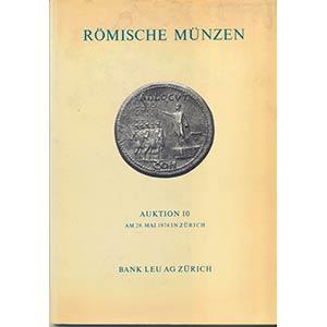 BANK LEU AG. – Auktion 10. Zurich, 29 – ...