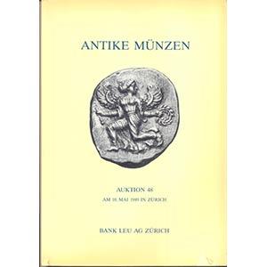 BANK LEU AG. Auction 48. Zurich, 10 – Mai, ...