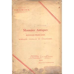 BOURGEY E. – Paris, 23 – Mai, 1910. ...