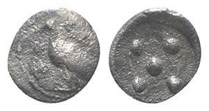 Sicily, Akragas, c. 470-420 BC. AR ...