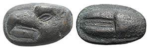 Sicily, Akragas, c. 450-440 BC. Æ Cast ...