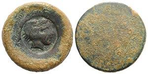 Sicily, Akragas, c. 425/0-410/06 BC. Æ ...
