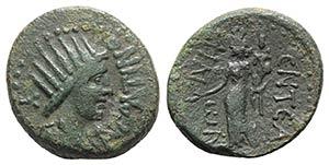 Sicily, Entella. L. Sempronius Atratinus, c. ...