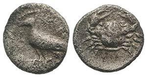 Sicily, Eryx, c. 480-470 BC. AR Litra (9mm, ...