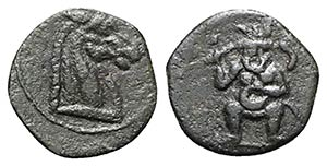 Islands of Spain, Ebusus, late 2nd-early 1st ...
