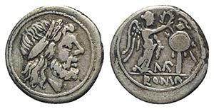 MP series, Uncertain mint, 211-208 BC. AR ...