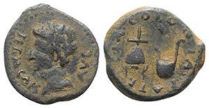 Augustus (27 BC-AD 14). Spain, Colonia ...