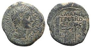 Augustus (27 BC-AD 14). Spain, Illici. Æ ...