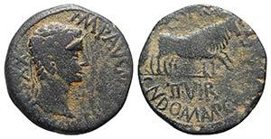 Augustus (27 BC-AD 14). Spain, ...