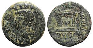 Divus Augustus (died AD 14). Spain, Emerita. ...