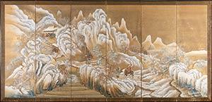 TAKAHASHI SŌHEI, attribuito (1804-1835)  ...
