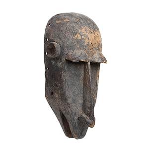 MASCHERA IN LEGNO Mali, Bambara  39 cm ...