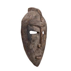 MASCHERA IN LEGNO Mali, Bambara  38 cm ...
