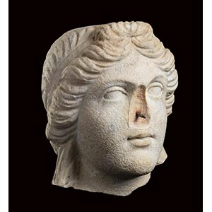 ROMAN PROVINCIAL HEAD OF APOLLO 1st century ...