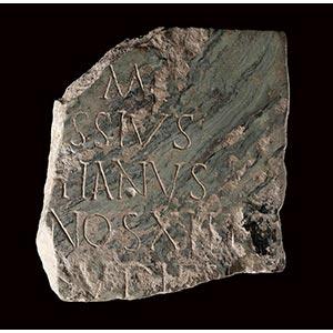 ROMAN CIPOLLINO GRAVESTONE 3rd century AD ...
