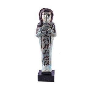 EGYPTIAN USHABTI OF THE PRINCE KHAEMWESET ...