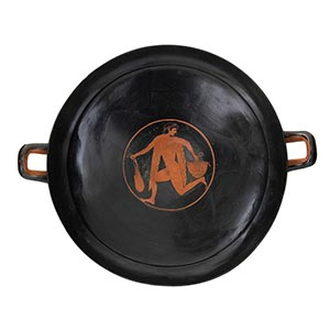 LARGE ATTIC RED-FIGURE KYLIX Manner near to ...