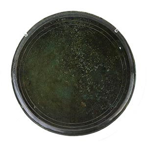 LARGE ETRUSCAN BRONZE MIRROR 4th - 3rd ...