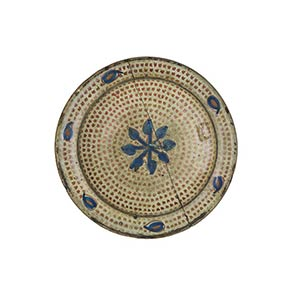 Plate  Soup plate, with narrow brim and wide ...