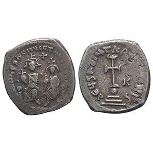 Heraclius with Heraclius Constantine ...