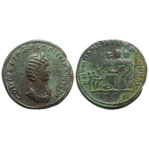 Salonina (Augusta, 254-268). Fake Ӕ ...
