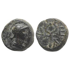Gaul, Massalia, after 49 BC. Æ (12mm, ...