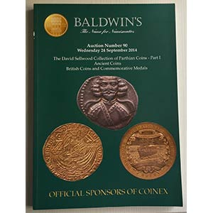 Baldwins  Auction No. 90 The David Sellwood ...