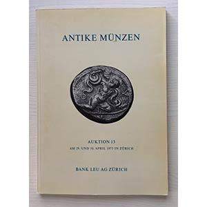 Bank Leu Auktion 13 Antike Munzen Kelten ...
