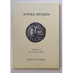 Bank Leu Auktion 38 Antike Munzen Griechen, ...
