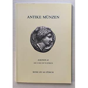 Bank Leu Auktion 42 Antike Munzen Kelten ...