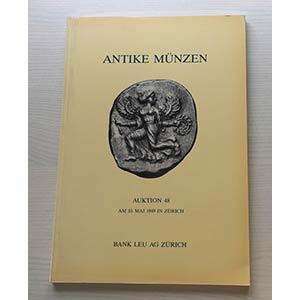 Bank Leu Auktion 48 Antike Munzen Griechen, ...