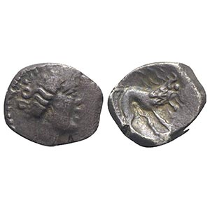 Celtic. Southern Gaul. Insubres, 2nd century ...