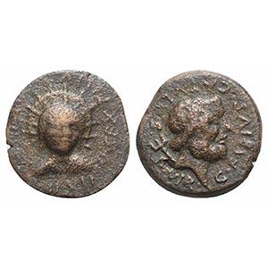 Augustus (27 BC-AD 14). Byzacene, ...